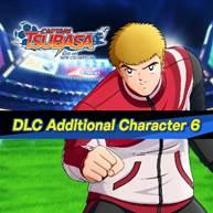 Captain Tsubasa Rise of New Champions Personaje 6