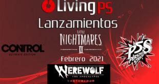 Miniatura Lanzamientos LivingPS Febrero 2021