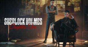 Sherlock Holmes Capitulo 1 main theme