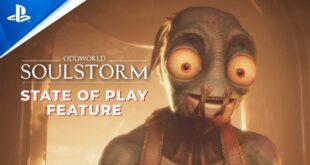 Oddworld: Soulstorm ya tiene fecha de salida