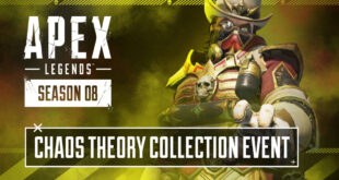 Apex Legends prepara su próximo evento Chaos Theory