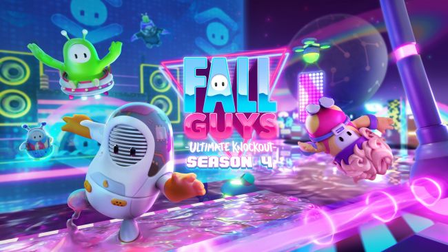 Fall Guys Season 4 main theme