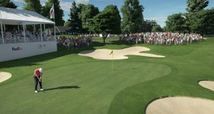 PGA Tour 2K21 gameplay