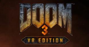 DOOM 3 VR Edition anunciado para PSVR