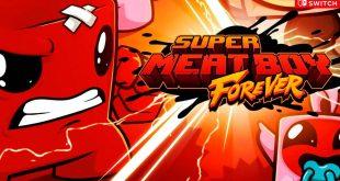 Super Meat Boy Forever llega a PS4 la próxima semana