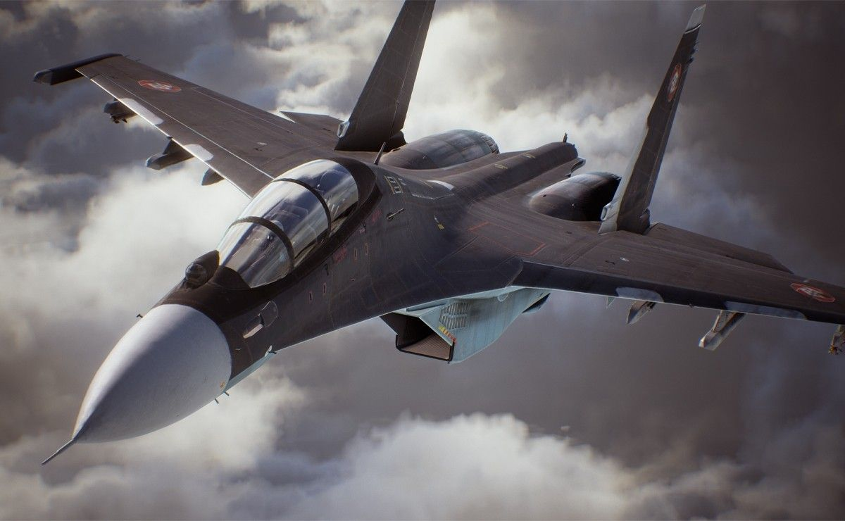 Ace Combat 7 Skies Unknown aviones experimentales