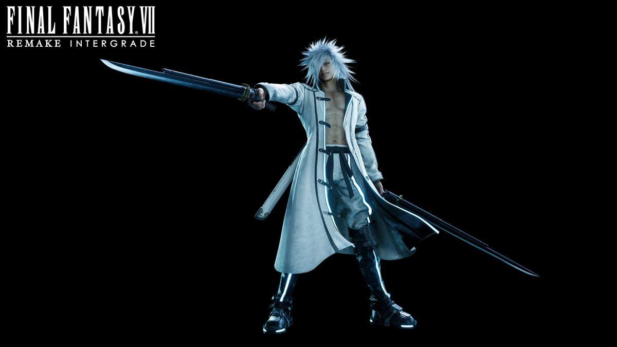 Final Fantasy VII Remake Intergrade Weiss_Full_Render_16_9