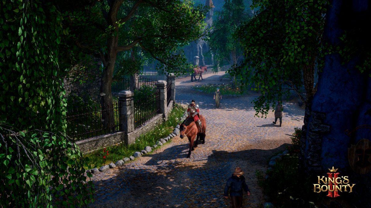 King's Bounty 2 pantalla