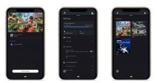 Sony facilitará compartir capturas de pantalla a través de la app de móvil