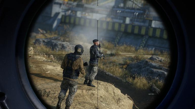 Sniper Ghost Warrior Contracts 2 Kuamar 2