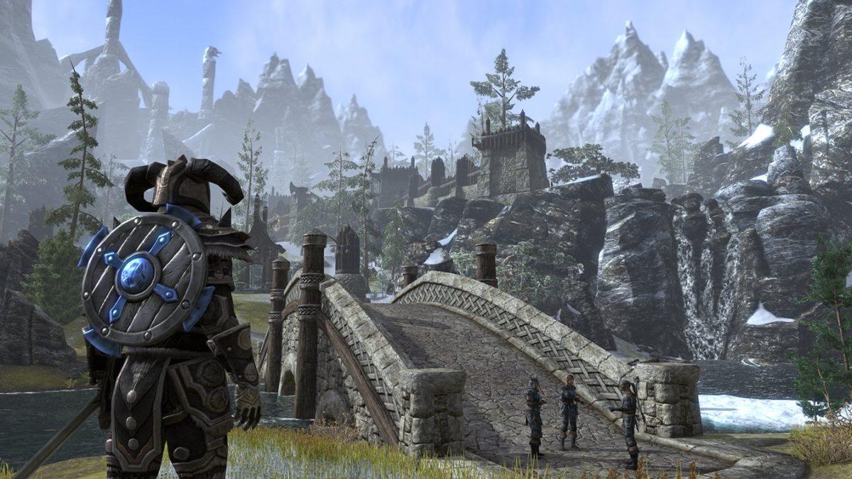 The Elder Scrolls Online Ps5