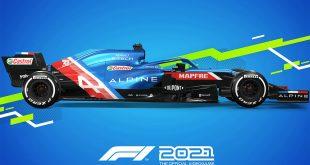 F1 2021 añade gratis Portimao