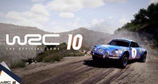 WRC 10, trailer de presentación y fecha