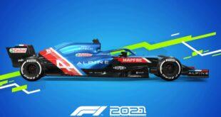 F1 2021 presenta a las leyendas