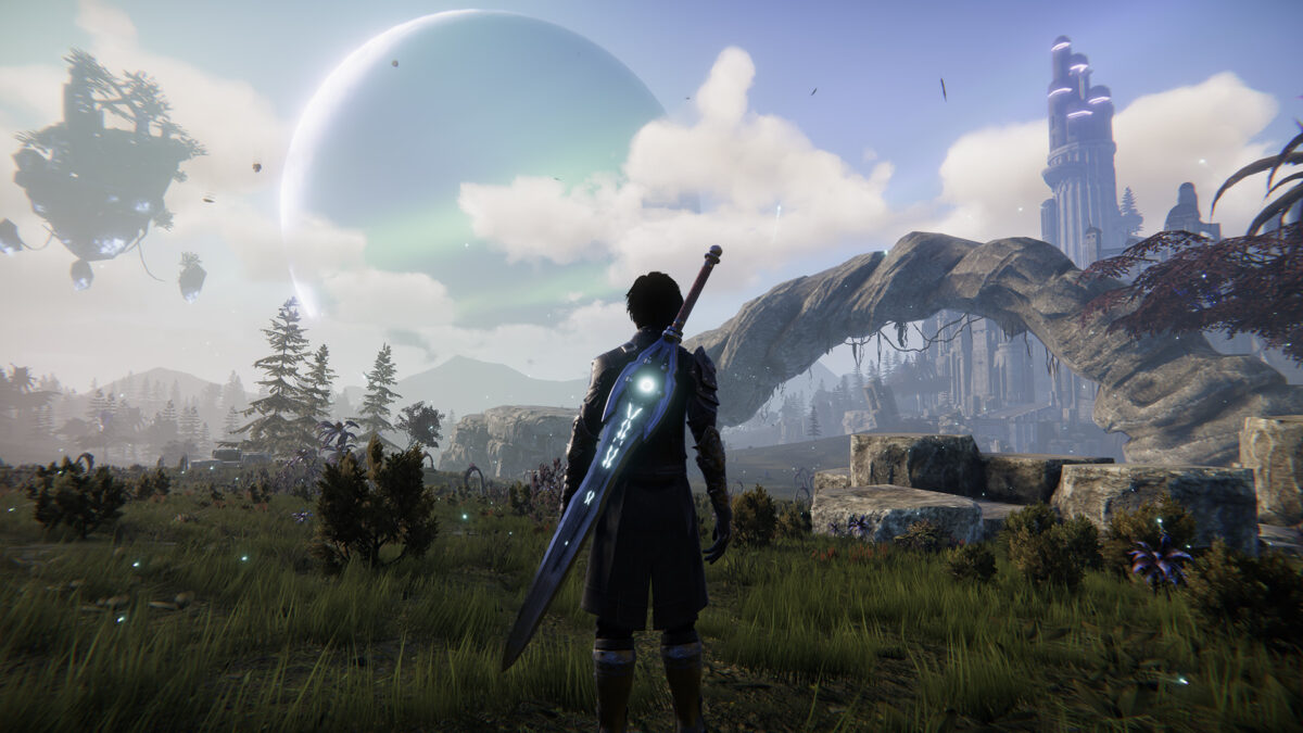 Edge of Eternity Gameplay