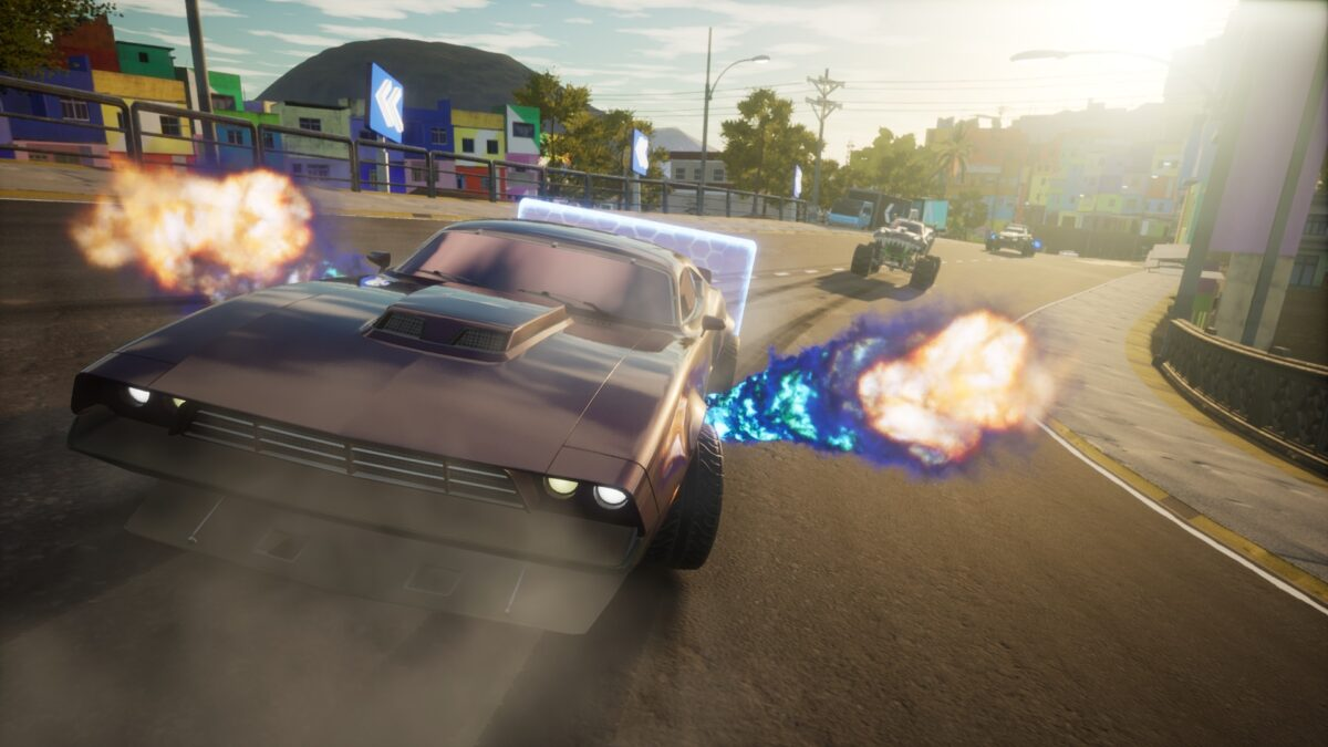 Fast & Furious Spy Racers Rise of SH1FT3R Announce Screenshot 3