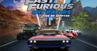 Fast & Furious Spy Racers Rise of SH1FT3R llegará en noviembre a Playstation