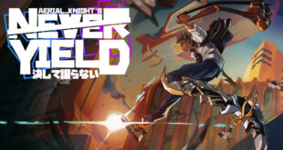 Aerial_Knight's Never Yield también llega a PS4