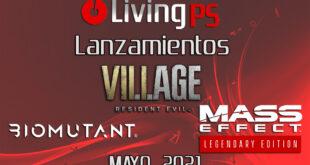 [Vídeo] Lanzamientos destacados de mayo para PS5 y PS4