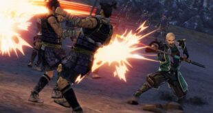 Samurai Warriors 5 Dōsan Saitō Action