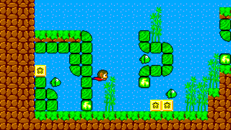 Alex Kidd In Miracle World DX 003