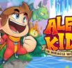 Alex Kidd in Miracle World DX Main Theme Key Art