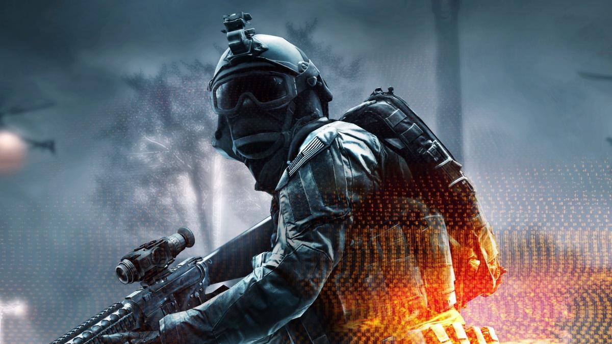 Battlefield 6 soldier