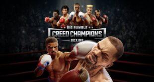 Big Rumble Boxing Creed Champions llegará en septiembre a Playstation 4