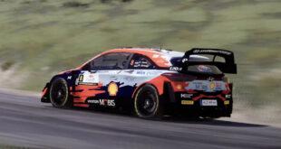 WRC 10, nuevo trailer gameplay
