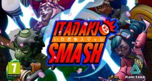 Itadaki Smash Main Theme Keyart