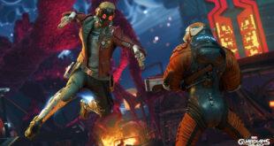 Videoclip del segundo sencillo de Star-Lord para Marvel's Guardians of the Galaxy