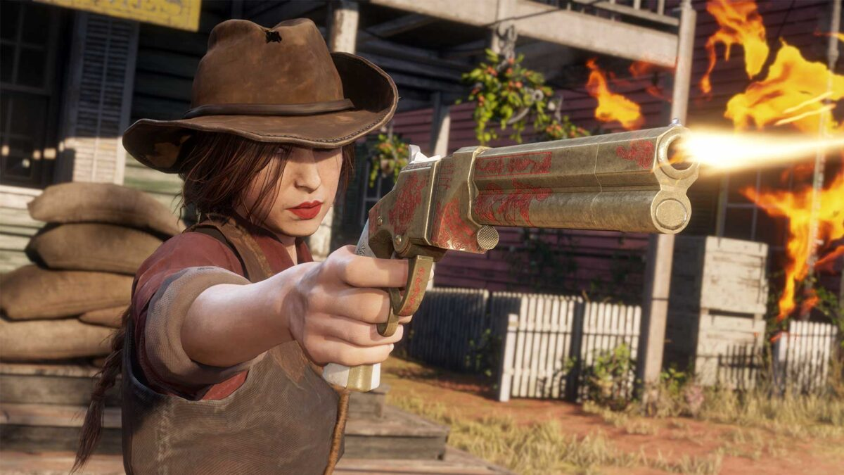 Red Dead Redemption 2 Red Dead Online - 6 22 2021 - Fourth Image