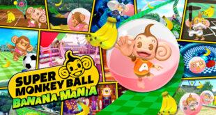 Anunciado Super Monkey Ball Banana Mania