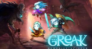 Greak: Memories of Azur, trailer y fecha