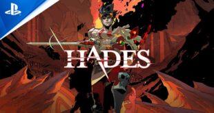 Contenido de la edición física de Hades para PlayStation