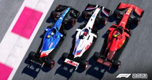 F1 2021 muestra sus modos en vídeo