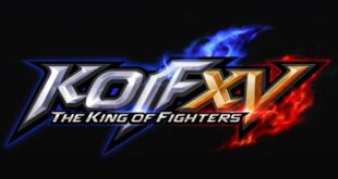 The King of Fighters XV key art