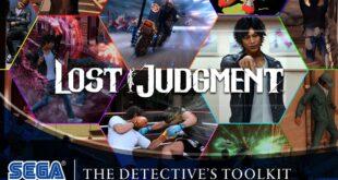 Lost Judgement estrena nuevo vídeo mostrando el Kit del Detective