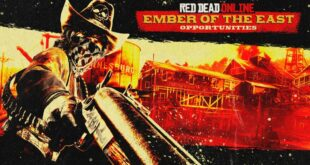 Red Dead Online - 7 27 2021 - Ember of the East