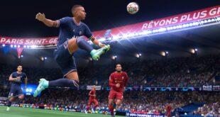 FIFA 22 presenta el primer gameplay en PS5