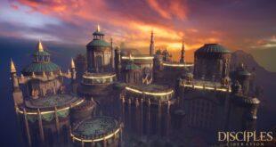 Disciples: Liberation debuta en PS4 y PS5