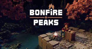 Bonfire Peaks anuncia su fecha de lanzamiento