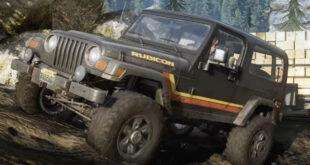 SnowRunner recibe la marca Jeep