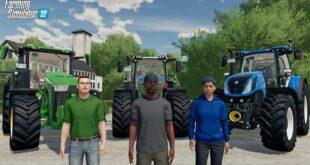 Farming Simulator 22 anuncia que tendrá crossplay