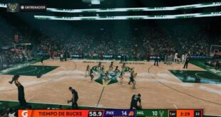 La Temporada 2 de NBA 2K22 empieza el 22 de octubre