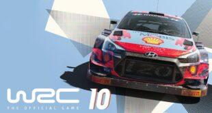 Análisis WRC 10 – Rebasando a sus rivales