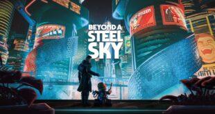 Aprende más sobre el estilo artístico de Beyond a Steel Sky