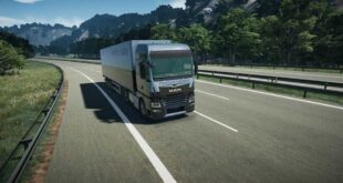 On the Road – Truck Simulator, para PlayStation 5, llegará a las tiendas físicas el 11 de noviembre